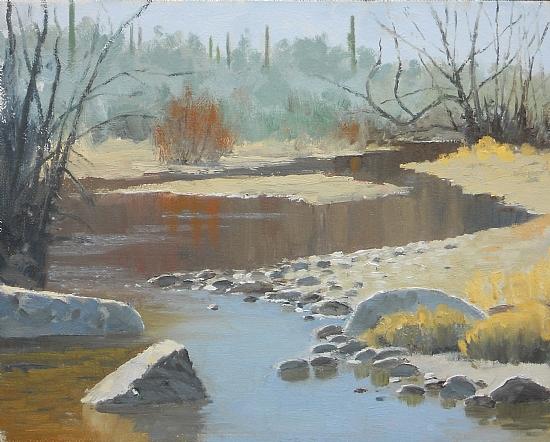 Desert Creek, Jake Gaedtke