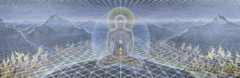 Alex Grey, Theologue